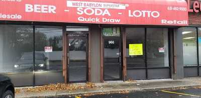 W. Babylon NY Business Opportunity For Sale: $3,800