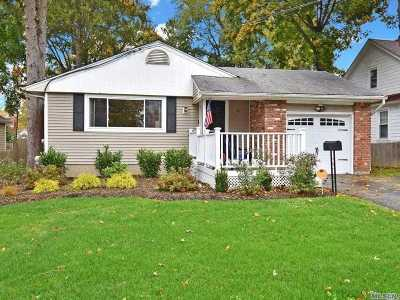 Greenlawn Single Family Home For Sale: 47 Boulevard Ave