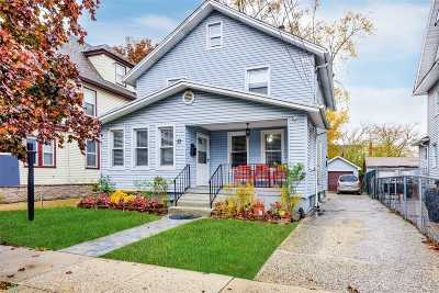 Hempstead Single Family Home For Sale: 83 Burr Ave