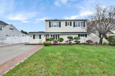 Wantagh Single Family Home For Sale: 271 Twin Ln