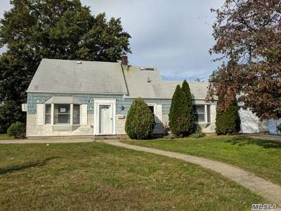 Levittown Single Family Home For Sale: 13 Birch Ln
