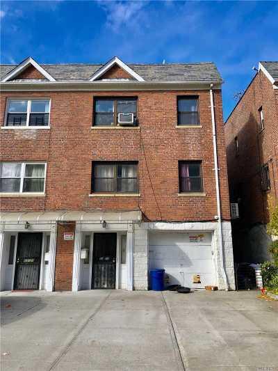 Elmhurst Multi Family Home For Sale: 84-23 Corona Ave