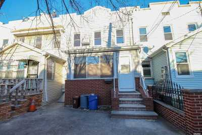 Ozone Park Single Family Home For Sale: 94-19 77th St