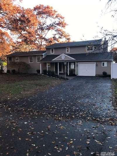 S. Setauket Single Family Home For Sale: 7 Cub Rd