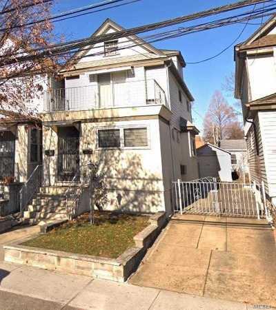 Elmhurst Multi Family Home For Sale: 77-09 45th Ave