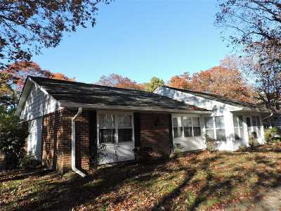 Ridge Condo/Townhouse For Sale: 119 A Exmore Ct
