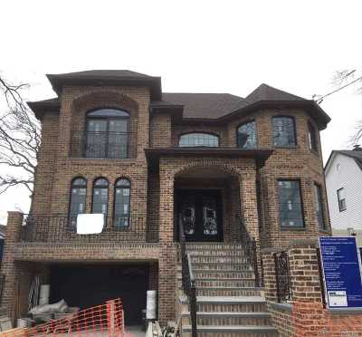 Whitestone Single Family Home For Sale: 151-28 12th Rd