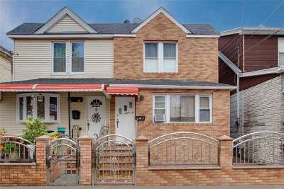 Richmond Hill Multi Family Home For Sale: 104-14 118th St