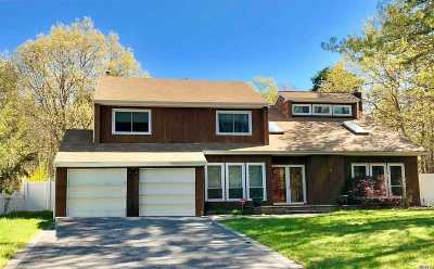 Manorville Single Family Home For Sale: 10 Rosemary Ct