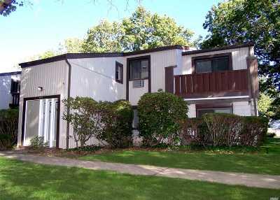 Ronkonkoma Condo/Townhouse For Sale: 103 Richmond Blvd #4A