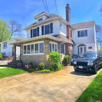 Valley Stream Single Family Home For Sale: 123 Cornwell Ave