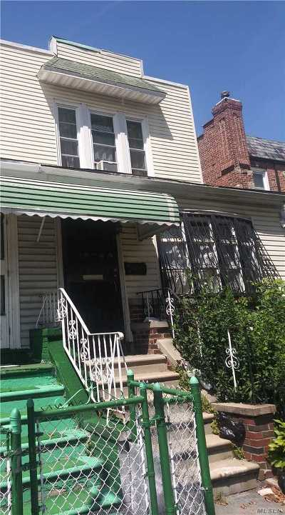 Brooklyn Single Family Home For Sale: 146 E 39 St