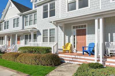 Westhampton Bch Condo/Townhouse For Sale: 109 Gettysburg Drive