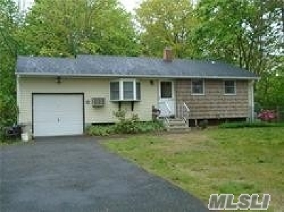 S. Setauket Single Family Home For Sale: 79 Fawn Ln