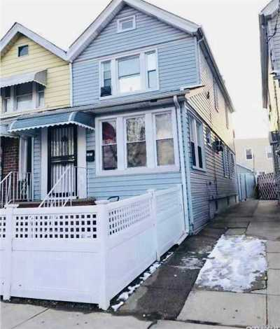Woodhaven Single Family Home For Sale: 91-58 84th St