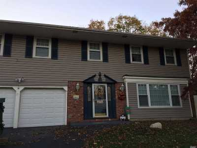 S. Setauket Single Family Home For Sale: 14 Bruce Dr