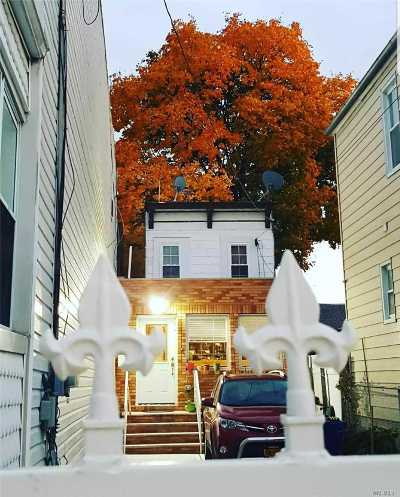 Ozone Park Single Family Home For Sale: 105-14 95th Ave