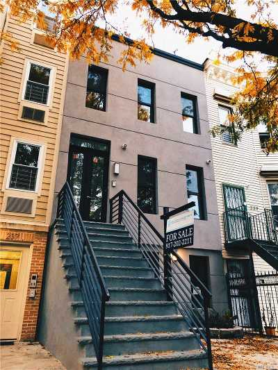 Brooklyn Multi Family Home For Sale: 237a Sumpter St