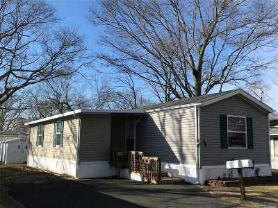 Suffolk County Single Family Home For Sale: 37-84 Hubbard Ave