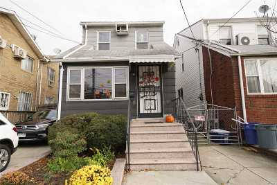 Flushing Single Family Home For Sale: 59-05 136th St