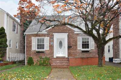 Flushing Single Family Home For Sale: 45-63 196th Pl