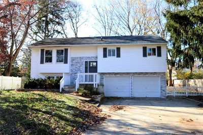 Selden Single Family Home For Sale: 36 Mallard Ave