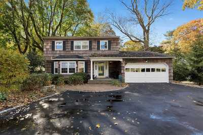 Greenlawn Single Family Home For Sale: 7 Centerport Rd