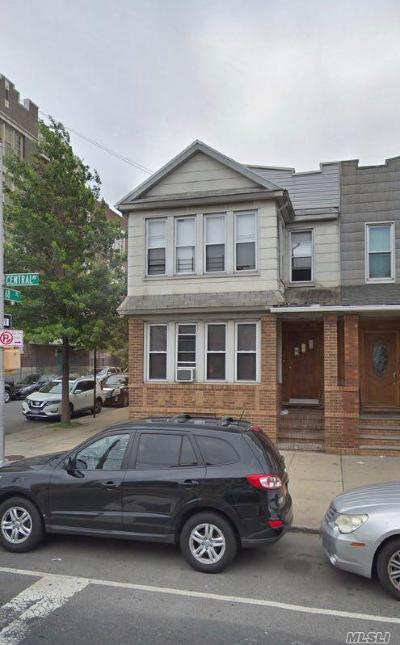 Flushing Multi Family Home For Sale: 68-16 Central Ave