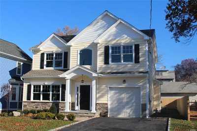 Hicksville Single Family Home For Sale: 69 Kraemer St