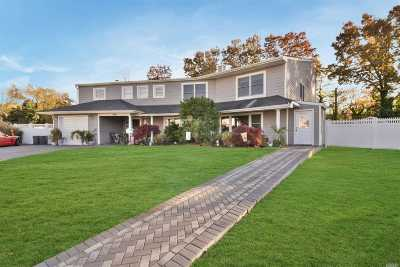 Wantagh Single Family Home For Sale: 909 Viceroy Rd