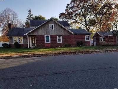 Nassau County Single Family Home For Sale: 6 Mahopac Rd