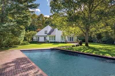 East Hampton Single Family Home For Sale: 28 Settlement Ct
