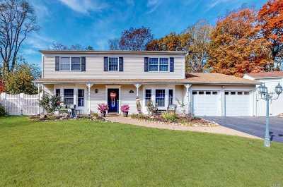Port Jefferson Single Family Home For Sale: 13 Longacre Ct