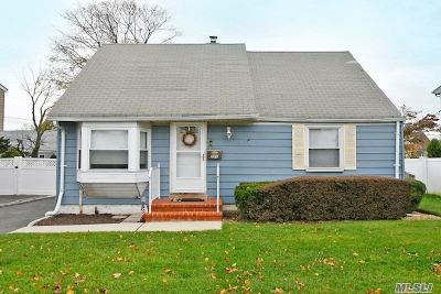 Bethpage Single Family Home For Sale: 221 S Pershing Ave