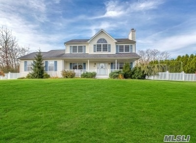 Baiting Hollow Single Family Home For Sale: 37 The Preserve