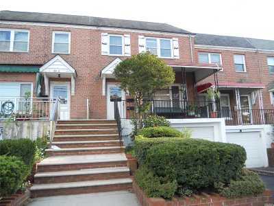 Bayside Multi Family Home For Sale: 221-10 69th Ave