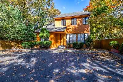 Selden Single Family Home For Sale: 347 Mooney Pond Rd