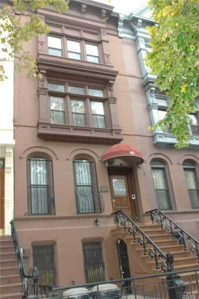 Brooklyn Multi Family Home For Sale: 483 Madison St