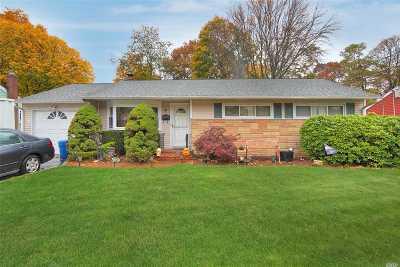 Huntington Sta NY Single Family Home For Sale: $349,000