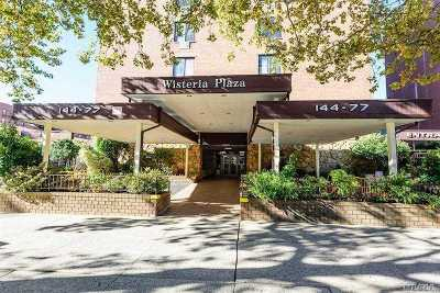 Flushing Condo/Townhouse For Sale: 144-77 Roosevelt Ave #1G