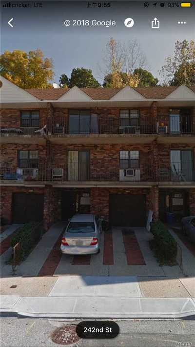 Little Neck Condo/Townhouse For Sale: 65-09 242nd St #5D