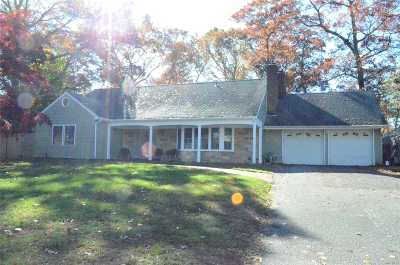 Coram Single Family Home For Sale: 2 Wyngate Ln