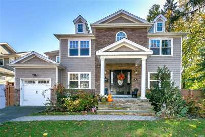 Syosset Single Family Home For Sale: 105 Elliman Pl