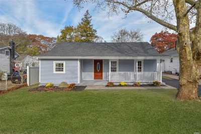 Selden Single Family Home For Sale: 339 Mooney Pond Rd