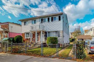 Jamaica Single Family Home For Sale: 147-39 109th Ave