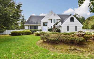 Dix Hills Single Family Home For Sale: 6 Sweet Gum Ct