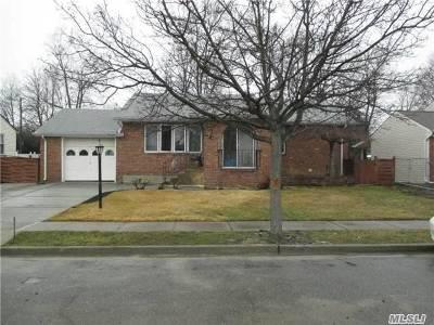 Hicksville Single Family Home For Sale: 4 Frances Ln