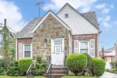 Flushing Single Family Home For Sale: 196-11 48th Ave