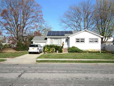 N. Massapequa Single Family Home For Sale: 239 N Walnut St