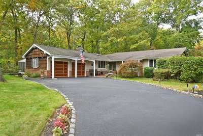 Dix Hills Single Family Home For Sale: 4 Candlewood North Path